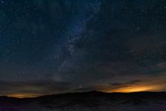 Milky Way amid the dunes (Deborah Judy) Tags: milkyway outerbanks stars sky night