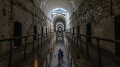 Eastern State Penitentiary (PMillera4) Tags: easternstatepenitentiary philadelphia prison jail