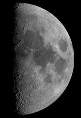 Our Moon - 4th Dec 2019 5pm (ukmjk) Tags: nikon nikkor d500 tc2e celestron 1500mm f10 telescope astro astronomy moon microsoft ice registax pipp 4k