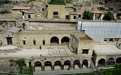 Herculaneum, Naples (dw*c) Tags: naples napoli nikon europe italy italia italio ital travel trip ruins ruin historic history historical picmonkey