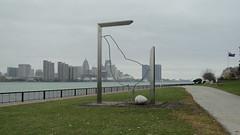 DSC05932 (frianbonjoster) Tags: canada windsorontario windsor sculpture detroit us border