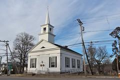 First Congregational Church of Marshfield (Stephen St-Denis) Tags: marshfield massachusetts firstcongregationalchurch plymouthcounty