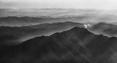 Drifting Dreams (AnyMotion) Tags: mountainridges bergketten cloud wolke aerialview luftaufnahme landscape landschaft sky himmel 2019 anymotion brazil brasilien southamerica südamerika américadosul travel reisen nature natur 6d2 canoneos6dmarkii landschaftsaufnahmen bw blackandwhite sw