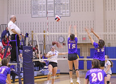 IMG_8135 (SJH Foto) Tags: girls high school volleyball garden spot southern lehigh state semifinals aaa