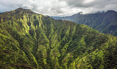 _5D39205 (dendrimermeister) Tags: kauai hawaii napali cliff canyon helicopter chopper aerial color landscape scenery