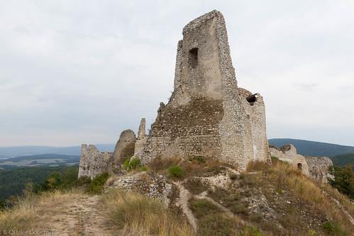 Château de Čachtice ou de la Comtesse sanglante