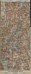 Bershire Hills (silicon_press_uk) Tags: map baedeker cityplan streetplan 1909 berkshire hills