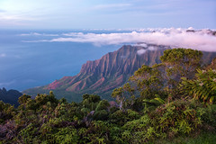 _5D39560 (dendrimermeister) Tags: kauai hawaii waimea canyon scenery landscape color napali coast