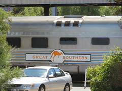 Great Southern Train Carriage (RS 1990) Tags: journeybeyond train railway coach carriage greatsouthern logo signage keswick terminal adelaide australia southaustralia thursday 5th december 2019