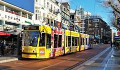 Van Lego kan je alles maken (Peter ( phonepics only) Eijkman) Tags: amsterdam city combino colorbino gvb transport tram trams tramtracks trolley rails rail strassenbahn streetcars nederland netherlands nederlandse noordholland holland