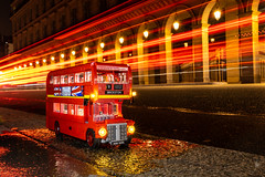 London Bus (2018) #TBT (Ballou34) Tags: 2018 7dmark2 7dmarkii 7d2 7dii afol ballou34 canon canon7dmarkii canon7dii eos eos7dmarkii eos7d2 eos7dii flickr lego legographer legography minifigures photography stuckinplastic toy toyphotography toys paris france stuck in plastic bus london light trails street city