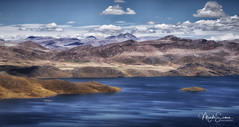 Laguna Lagunillas (marko.erman) Tags: lagunalagunillas southamerica latinamerica peru lake highaltitude andes sunny clearsky sun travel pov sony landscape mountains