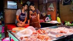 Bangkok railway market (Dario Cardillo) Tags: sony sonyalpha sonynex6 streetphotografy bangkok thailand street railwaymarket market