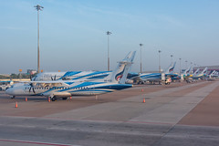 Bangkok Airways ATR 72-600; HS-PZG@BKK;05.12.2019 (Aero Icarus) Tags: bangkoksuvarnabhumiairport bkk bangkok thailand plane avion aircraft flugzeug