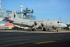158570 Lockheed P3C Orion KNHK 29-10-16 (MarkP51) Tags: 158570 lockheed p3c orion usn usnavy navalresearchlaboratory vx1 naspatuxentriver airshow nhk knhk maryland usa military aircraft airplane plane image markp51 nikon d7100 sunshine sunny