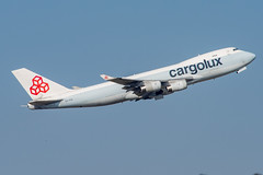 Cargolux Boeing 747-400F; LX-FCL@BKK;05.12.2019 (Aero Icarus) Tags: bangkoksuvarnabhumiairport bkk bangkok thailand plane avion aircraft flugzeug