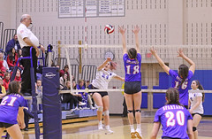 IMG_8134 (SJH Foto) Tags: girls high school volleyball garden spot southern lehigh state semifinals aaa