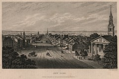 New York (silicon_press_uk) Tags: engraving city circa1844engraving new york
