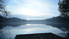 Photo of Long Exposure Sunrise, Dinton Pastures