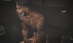 No852 (ashraf rathmullah) Tags: cigarette kunst ashtray vintage tattoo barok male carol g exclusive mom taxi httpmapssecondlifecomsecondlifesunset20ambiance20island539028 store inworld httpmapssecondlifecomsecondlifehickory20hills154572525 marketplace httpmarketplacesecondlifecomstores160013