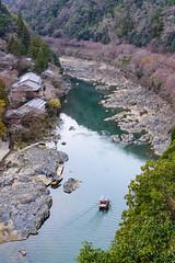 Arashiyama ! (in explore 5/12/2019) (Flutechill) Tags: kyoto kyotoprefecture arashiyama river hozugawariver arashiyamapark japan spring sakura cherryblossom travel traveldestinations viewpoint landmark landscape tourist tourism kansai