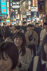 Japan - Tokyo (SergioQ79 - Osanpo Photographer -) Tags: tokyo japan crowd people shibuya night lights nikon 2019 d7200 street