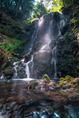 Grande cascade du moulin de Chambeuil (f.ray35) Tags: waterfall cascade auvergne chambeuil water light forest