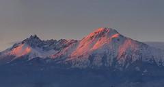 Sunset light (tatranka7) Tags: mountain sunset light colors atmosphere