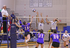 IMG_8144 (SJH Foto) Tags: girls high school volleyball garden spot southern lehigh state semifinals aaa
