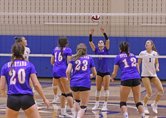 IMG_8141 (SJH Foto) Tags: girls high school volleyball garden spot southern lehigh state semifinals aaa