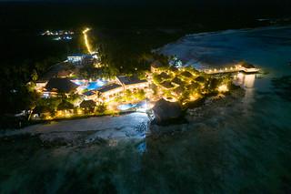 From the sky | Reef & Beach Resort