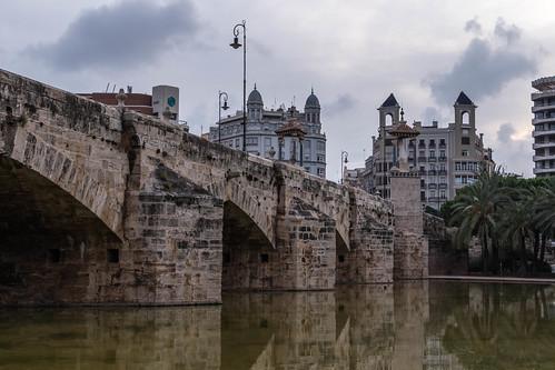Pont de la Mar, València