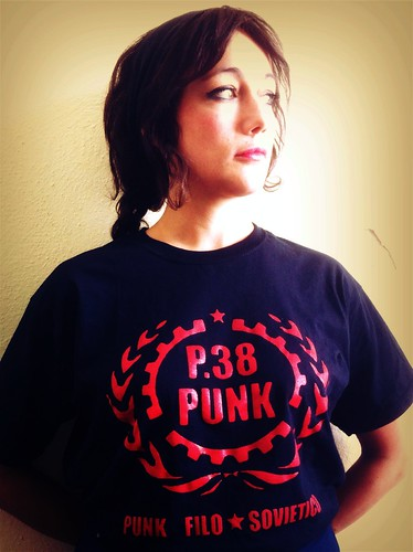 #p38punk #punkfilosovietico 🚩 #punk #rock 🎸#popolare 🎥#elettritv💻📲 #musica #sottosuolo #music   #underground 🔊 #webtv #musicaoriginale #canalemusicale #webtvmusicale 📡 #live #ca