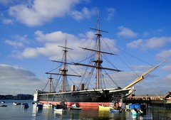 HMS WARRIOR (Sony Shaun) Tags: warrior ships portsmouth hampshire hants england uk sony a7iii 2019