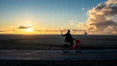(蔡藍迪) Tags: california ca venice beach venicebeach usa american 加州 海灘 sea sunset nikon d610 ed 18g 35mm nikkor