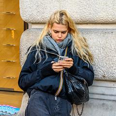 People pics-9 (Geza (aka Wilsing)) Tags: candid centrallondon peoplepix street