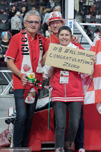 Supporters Diablot'ain - ©Christelle Gouttefarde