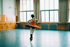 Red Dress Dancer. (MichelleSimonJadaJana) Tags: color sony ilce7rm3 α a7riii a7r iii full frame emount femount nex fe zeiss batis 40mm f2 402 cf ze4020cf vsco documentary lifestyle snaps snapshot street photography 北京 beijing china 中国