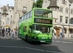 T114 DBW Oxford 14-7-07 (marktriumphman) Tags: oxford dennis trident alexander