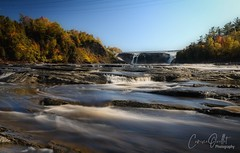 Waterfalls (corineouellet) Tags: paysage landscape nature quebec canada canonphoto slowmotion slowshutter longexpo longueexposition waterfall water waterfalls waves automne autumn autumnal