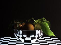 CaravaggioDeChirico.. (Antonio Iacobelli (Jacobson-2012)) Tags: caravaggio dechirico metafisica stilllife naturamorta bari fujifilm mediumformat gfx50r 120mm