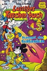 Lustige Taschenbücher #168 (micky the pixel) Tags: comics comic taschenbuch paperback waltdisney ehapaverlag lustigestaschenbuch mickymaus mickey mouse goofy astronaut raumschiff spaceship space