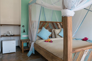 Suite Room (Mangrove & Pool View) | Reef & Beach Resort