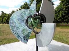 Kensington Gardens, London (mira66) Tags: kensington gardens london 2019 deeplistener sculpture publicsculpture