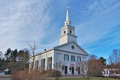 First Parish of Duxbury, Massachusetts (Stephen St-Denis) Tags: duxbury massachusetts firstparish plymouthcounty newenglandchurch nationalhistoricregister