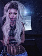 Don't speak, I know just what you're sayin' So please stop explainin' Don't tell me 'cause it hurts Don't speak, I know what you're thinkin' I don't need your reasons Don't tell me 'cause it hurts (CattieLuna) Tags: secondlifeemo secondlifebabe secondlifedark dark edits edit secondlifeedit secondlifeavatar secondlife