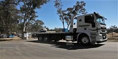 Parsons Towing Iveco (secret squirrel6) Tags: secretsquirrel6truckphotos craigjohnsontruckphoto australiantrucks bigrigs worldtrucks trucks truckphotos truckshow iveco towtruck tilt 2019 castlemaine parsonstowing