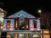 Swansea Grand Theatre Xmas lights 2019 12 03 #2