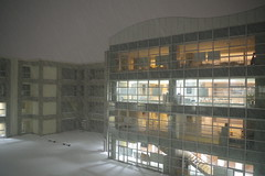 Painting white (しまむー) Tags: pentax k30 smc da 1850mm f456 dc wr re snow storm