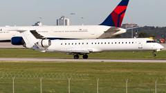 Bombardier CRJ-900LR ES-ACL Nordica (William Musculus) Tags: aviation spotting airport william musculus plane airplane str edds stuttgart flughafen esacl nordica bombardier crj900lr cl6002d24 canadair regional jet ee est
